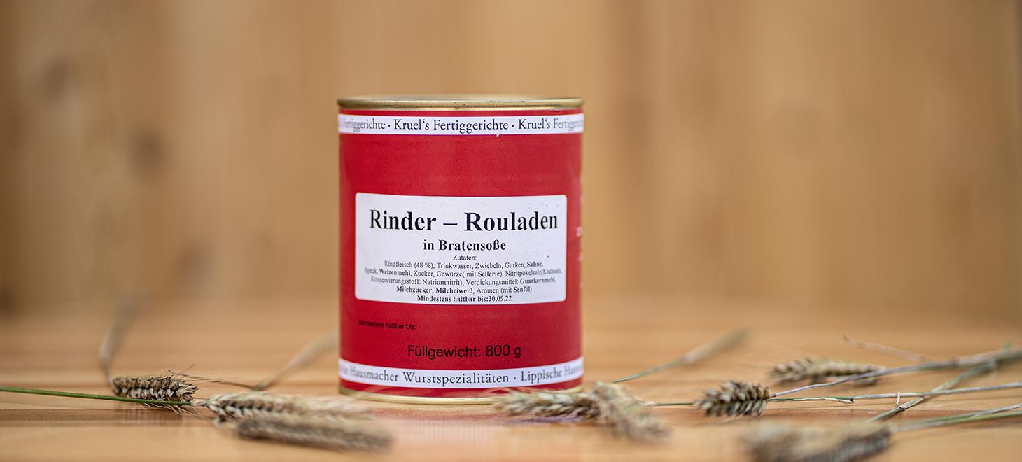 Rinder-Rouladen